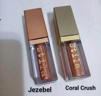 🚚 Stila眼影蜜 色號jezebel #半價美妝拍賣會