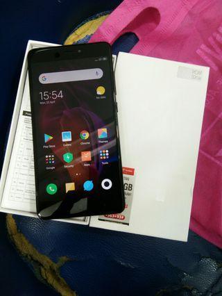 Xiaomi Redmi Note 4 EX TAM resmi 3/32gb mulus fullset