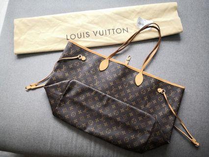 Louis Vuitton Neverfull GM #APR75