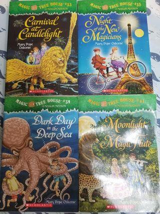 Scholastic Magic Tree House ~ A Merlin Mission