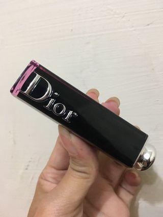 Dior 癮誘超模漆光唇釉924