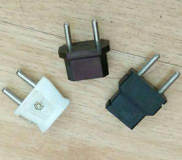 Preloved Socket Plug Adaptor (250 Volts) Php 75 each