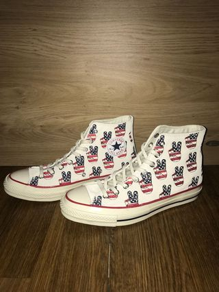 b4a8b0c09d55 Converse CT 70s Egret Election Day USA