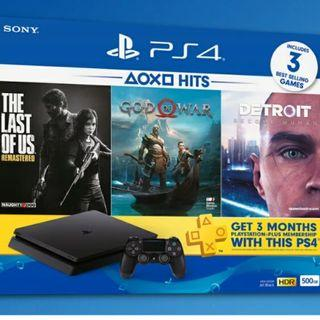 TRADE IN PS3 TO PS4 SLIM