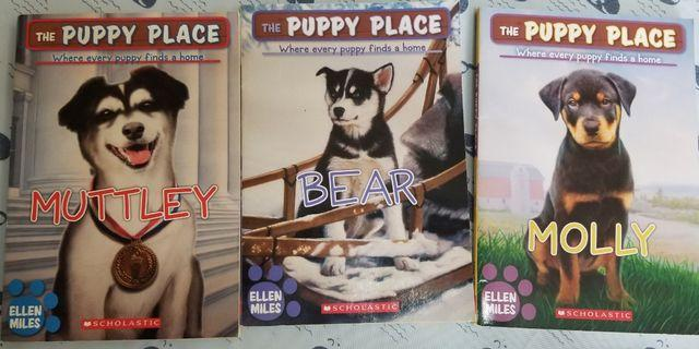 Scholastic - The Puppy Place