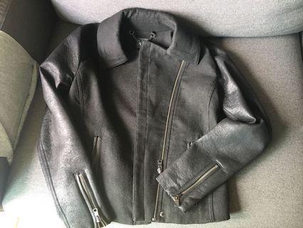 Armani exchange AX black jacket 黑色外套