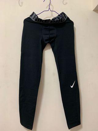 Nike pro 緊身褲 運動褲