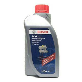Bosch DOT4 Brake Fluid 1 liter