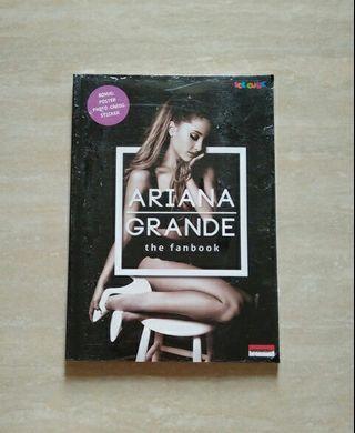 Ariana Grande the Fan Book