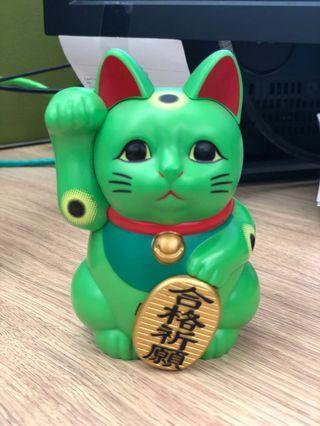 Bandai fortune cat series 1