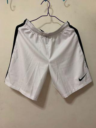Nike波褲 白色