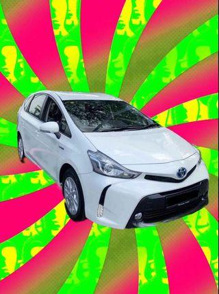 Prius Plus MPV brand new