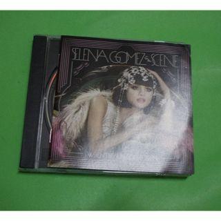 CD SELENA GOMEZ & THE SCENE : WHEN THE SUN GOES DOWN ALBUM (2011) KATY PERRY DEMI LOVATO