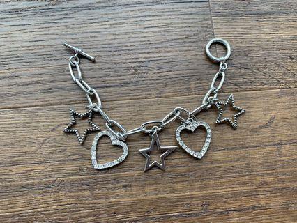 🚚 Bracelet (Hearts & Stars)