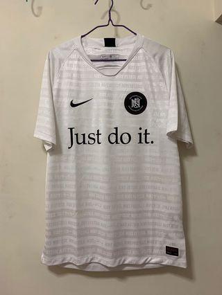 Nike football shirt 波衫