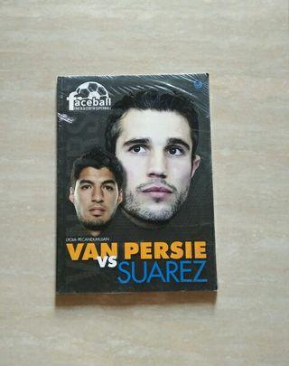 Van Persie vs Suarez