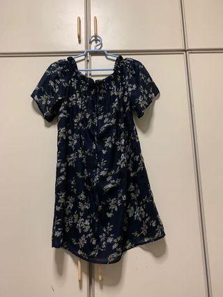 🚚 Off Shoulder Dress