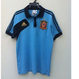 Genuine Adidas Light Blue T shirt. Size US medium. In good condition.