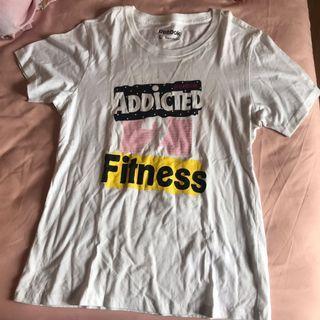 Reebok Casual Tshirt