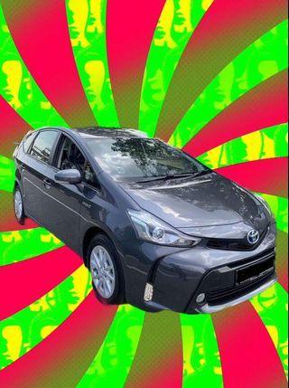 Toyota Prius Plus 7 Seater