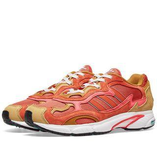 Adidas Temper Run Amber / Core Black / Pink