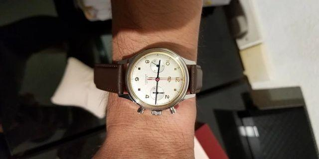 Seagull 1964 Vintage Watch