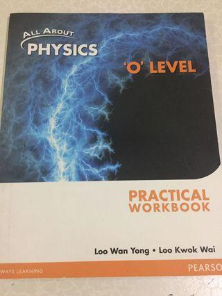 🚚 Pure Physics Practical Book O level