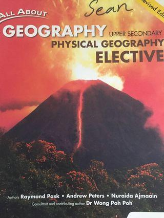 🚚 Elective Geography Textbook Sec4 O level