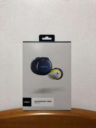 🚚 Bose soundsport free