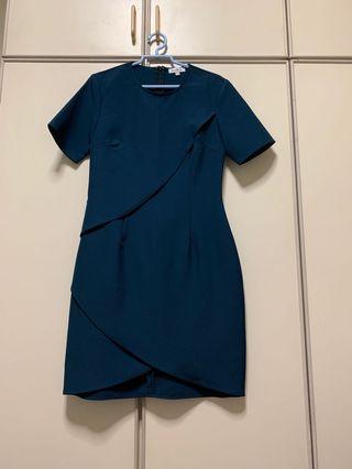 🚚 Love Bonito - Green Dress