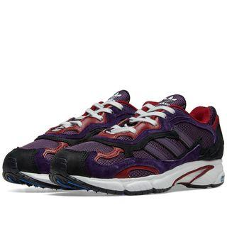 Adidas Temper Run Navy / Maroon / Purple