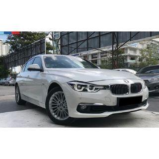 BMW 318I 2015 1.5cc