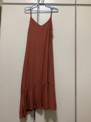 🚚 The Editor's Market - Midi Dress