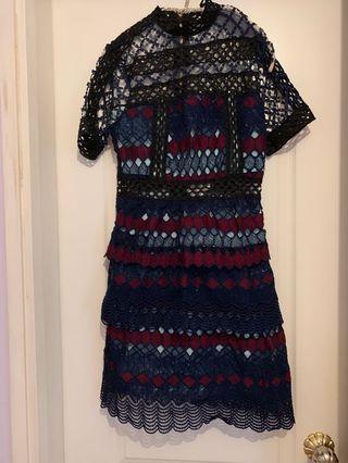 New cute lace dress, good quality