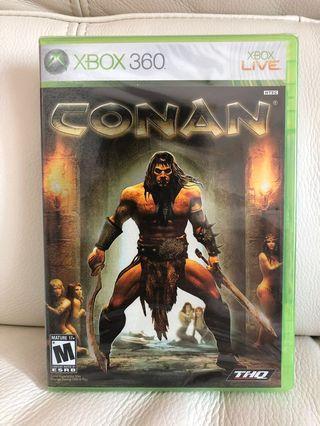 Xbox 360 Game Conan