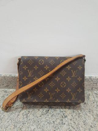 ee31d66d741b Louis Vuitton Vintage Musette Tango Short Strap Bag - MONOGRAM