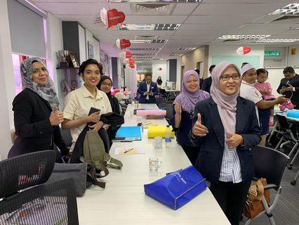 Agent takaful part time / full time