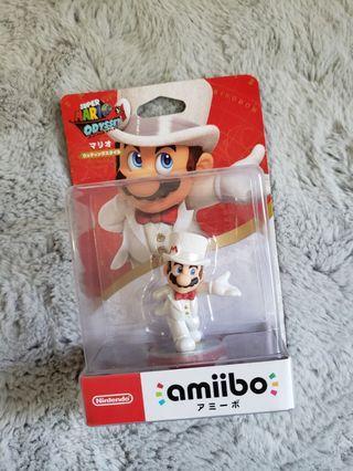 Amiibo~Mario Odyssey(禮服版)