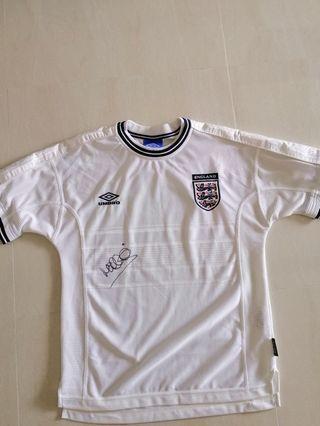 England Vintage Jersey 1999