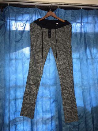 Celana panjang trand korea