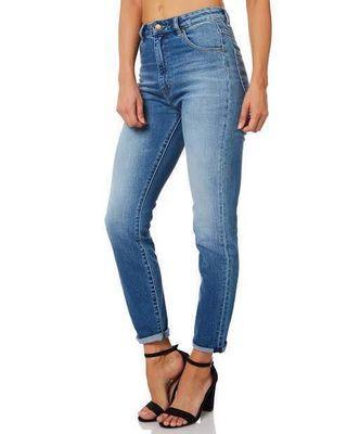 Rollas straight leg jeans
