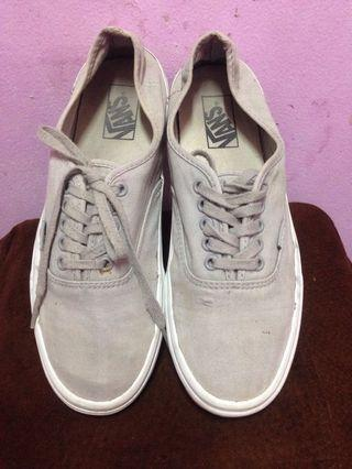 Vans Shoes (Grey)