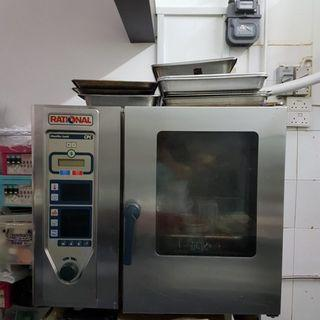 Rational combi oven for sale