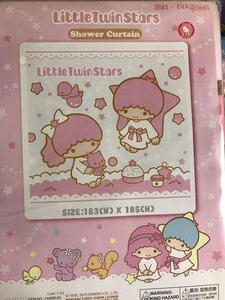 Little Twins Star浴簾
