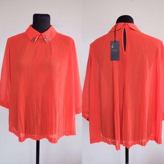 Brand New Ted Baker orange Top