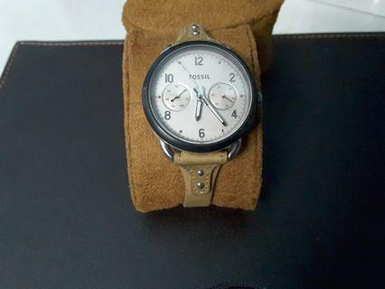 Authentic fossil watch-sale