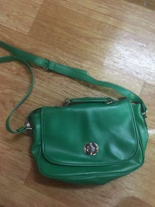 Green Sling Bag #APR75