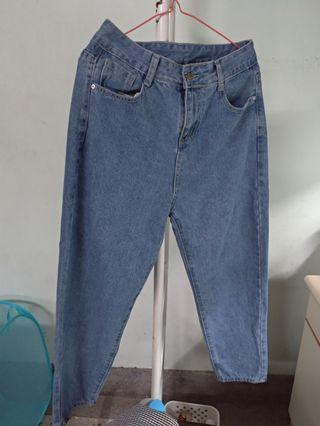 🚚 牛仔長褲