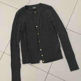 H&M knit cardigan #APR75