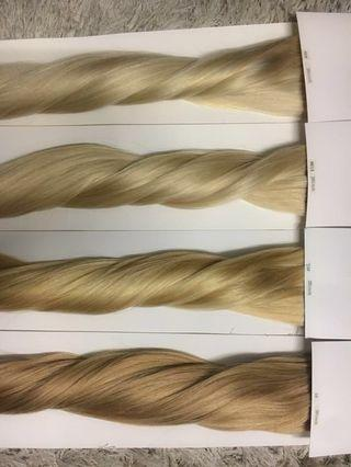 Highest Quality European Remy Tape In Hair Extensions